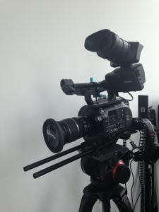 Chuck's Sony FS7 Ultra High Definition Camcorder