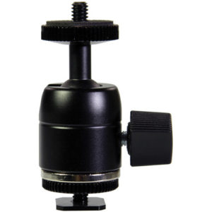 Hot shoe adapter for DSLR videography